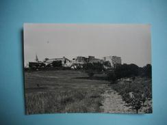 LA BASTIDE DE VIRAC  -  07  -  Le Château XV° Siècle  - Carte PHOTO J.Grattier  à Ruoms  -  ARDECHE - Autres Communes