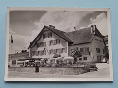 Hôtel Des Platanes Chez-le-BART, NE ( Prop. Gessler ) Anno 1990 ( Zie Foto's ) ! - NE Neuchâtel