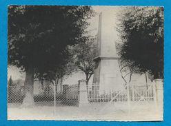 TANCONVILLE   Le Monument Aux Morts - France