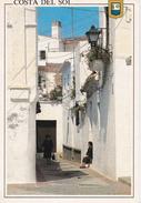 COSTA DEL SOL - RUE D UN VILLAGE DE MALAGA - Málaga