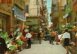 Beirut (Libano, Lebanon) Flowers Market At Bab-Edriss, Marchè Des Fleurs à Bab-Edriss, Blumenmarkt In Bab-Edriss - Lebanon