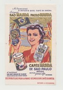 BUVARD CAFE MASDA DE SAO-PAULO - Coffee & Tea