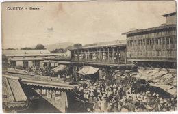 Quetta - Bazaar - R.W. Rai & Sons. (Publishers)  Quetta - India - India