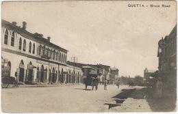 Quetta - Bruce Road - (Horse And Coach)  - R.W. Rai & Sons. (Publishers)  Quetta - India - India