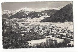 18326 - Davos Mit Seehorn Und Pischahorn Im Winter - GR Grisons