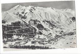 18327 - Davos Mit Parsenn Bahn Im Winter - GR Grisons
