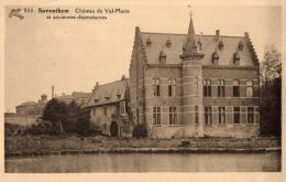 BELGIQUE - BRABANT FLAMAND - ZAVENTEM - Saventhem - Château Du Val-Marie Et Anciennes Dépendances. - Zaventem