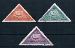 China 1951 Frieden Mi.Nr. 113/15 I Kpl. Satz Gestempelt - 1949 - ... People's Republic