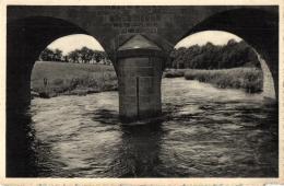 BELGIQUE - LIEGE - BUTGENBACH - Pont Sur La Warche - Brug Over De Warche. - Bütgenbach