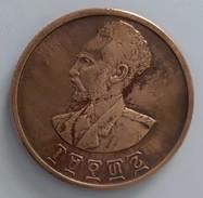 Ethiopie - 10 CENTS - 1936 - (1943-1944) - - Ethiopie