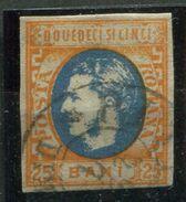 Roumanie Ob   N° 24 - 1858-1880 Fürstentum Moldau