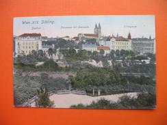 Wien XIX.Dobling.Feldpost.Kriegsspital Wien - Otros