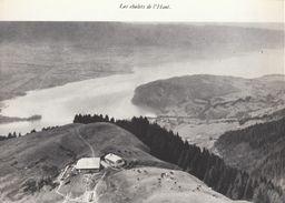 1938 - Héliogravure - Talloires-Montmin (Haute-Savoie) - Les Châlet De L'Aulp - FRANCO DE PORT - Prints & Engravings
