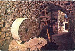 Israël - Bethany - 1980 - Presse á Huile (XII Siècle) - Ed. Franciscan Printing Press Jérusalem - Ecrite - 3037 - Israele