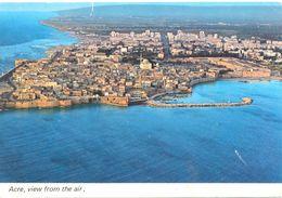 Israël - Acco - Vul à Vol D'oiseau - Ecrite - Palphot Ltd. Nº 3889 - 3038 - Israele