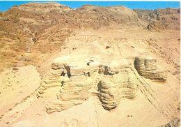 Israël - Qumran - The Cave Where The Dead Sea Scrolls Were Discovered - Ruwan Press Nº 593 - 3040 - Israele