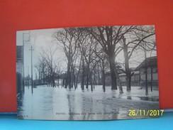 TROYES (AUBE) INONDATION DU 21 JANVIER 1910. COURS JACQUIN. - Troyes