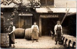 Commerce - René LOISEAU - Vignoble - Carte Photo - B. Guilleminot , Boespflug Et Cie (Charenton) - Commerce