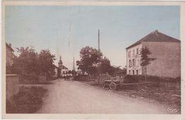 CARTE POSTALE   PEXONNE 54  Rue De Penneviller - Autres Communes