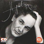 Jacques HIGELIN - CD -Isabelle ADJANI - Sonstige - Franz. Chansons