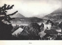 1938 - Héliogravure - Duingt (Haute-Savoie) - Le Château De Dérée - FRANCO DE PORT - Prints & Engravings