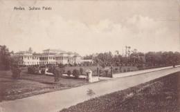 Medan Sultans Paleis Circulée En 1912 - Indonesia