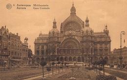 Antwerpen Anvers La Gare Centrale Middenstatie Station       X 3126 - Antwerpen