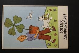 HERGE - Kuifje Tintin /  Joyeux Anniversaire - Bandes Dessinées