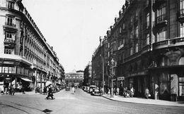 ¤¤  -  LILLE   -   L'Avenue Faidherbe Au Fond , La Gare   -  ¤¤ - Lille