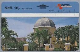 Telefoonkaart. BETEL. Octagon, Curacao. Nafl. 10,-. - Telefoonkaarten