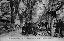 44 - GUERANDE - Remparts - Marché Aux Sabots - Guérande