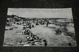 950- Grado, Spiaggia E Stabilimento Termale - 1956 - Italy