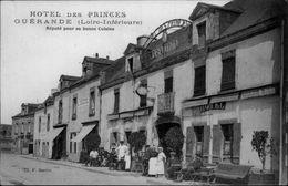 44 - GUERANDE - Hotel Des Princes - Enseigne - Guérande