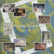 Nederland - DAVO Themaboek 6 - Nieuwe Kunst 1890 - 1910 - Inclusief Zegels - NVPH V1974-1983 - Thema's