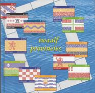 Nederland - DAVO Themaboek 8 - Twaalf Provincies - Inclusief Zegels - NVPH V2065-2074 - Thema's