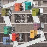 Nederland - DAVO Themaboek 9 - Industrieel Erfgoed - Inclusief Zegels - NVPH V2104-2113 - Temas