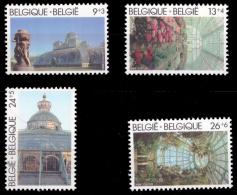 Belgium 2340/43**  Solidarité  MNH - Belgique
