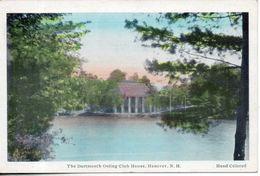 Etats Unis. The Dartmouth Outing Club House, Hanover, NH - Etats-Unis