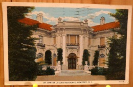 DR. BARTON JACOBS RESIDENCE NEWPORT N° OA5036  SCAN R/V - Newport