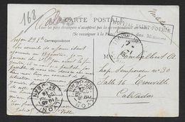 Rhone -  Hopital  Saint Pothin - Annexe Des Minimes - LYON - Postmark Collection (Covers)