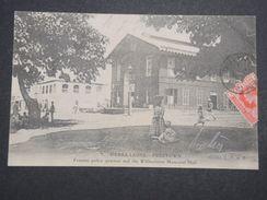 SIERRA LEONE - Carte Postale De Freetown En 1911 - L 10039 - Sierra Leone