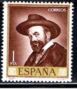 5E 626  // EDIFIL  1714 (Y&T 1371) //  1966 - 1931-Aujourd'hui: II. République - ....Juan Carlos I