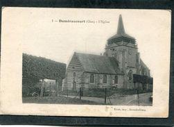 CPA - DAMERAUCOURT - L'Eglise - France