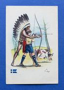 Cartolina Commemorativa - Boy Scout - Raduno Di Copenaghen 1924 - 1940 Ca. - Unclassified