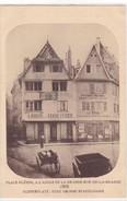 Bas-Rhin - Le Strasbourg Disparu - Place Kléber, à L'angle De La Grande-Rue-de-la-Grange 1868 - Strasbourg