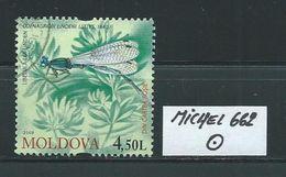 MOLDAWIEN  MICHEL 662 Rundgestempelt Siehe Scan - Moldawien (Moldau)