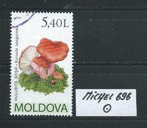 MOLDAWIEN  MICHEL 696 Rundgestempelt Siehe Scan - Moldawien (Moldau)