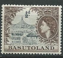 Basoutoland   Yvert N°  46 *  - Ad 35703 - 1933-1964 Colonia Britannica