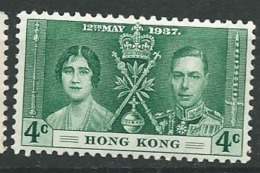 Hong Kong   Yvert N°  137 *   - Ad 35708 - Unused Stamps
