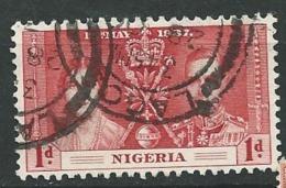 Nigeria   Yvert N°  49 Oblitéré   - Ad 35710 - Nigeria (...-1960)